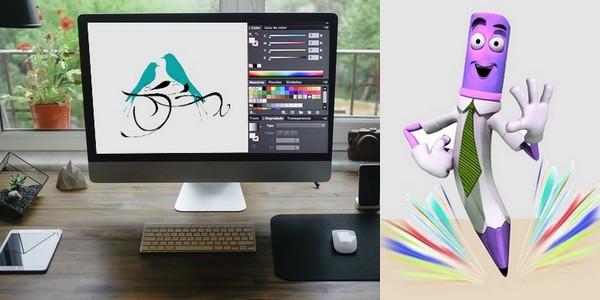 Le graphiste ou infographiste crée du graphisme pour l'imprimerie